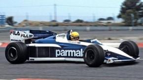 WTF? O que Ayrton Senna estava fazendo no carro de Nelson Piquet?