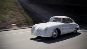 """356 """"Gmünd"""": os primeiros Porsche produzidos em série não eram alemães"""