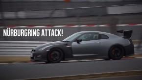 N-Attack! Como a Nissan transformou o GT-R em um monstro de Nürburgring