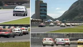 Deslizando de lado em Jacarepaguá: mate as saudades da pista com os carros de turismo carioca de 1997