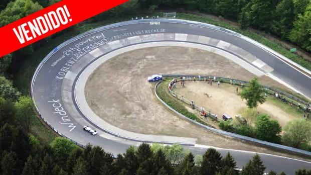 Nurburgring-Vendido