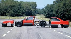 Quando a Alfa Romeo fez um 164 com motor V10 de Fórmula 1