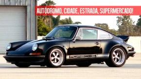 O Porsche 911 de Jack Olsen é a inspiração absoluta de todo gearhead
