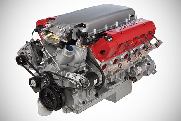 V10 Competition Crate Engine – Designed specifically for drag