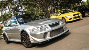 Lancer Evolution VI Tommi Mäkinen: um dos dois únicos exemplares do Brasil está à venda!