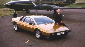 O esportivo que a gente amava: uma breve história do Lotus Esprit