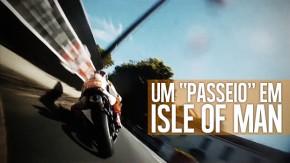 Este onboard mostra que o circuito de Isle of Man é simplesmente insano
