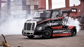 Size Matters: se a Gymkhana de Ken Block fosse feita com um caminhão