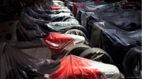 Unit 2: o depósito secreto dos carros de corrida aposentados da McLaren