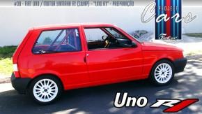 Fiat Uno com motor de Yamaha R1: a história do Project Cars #38