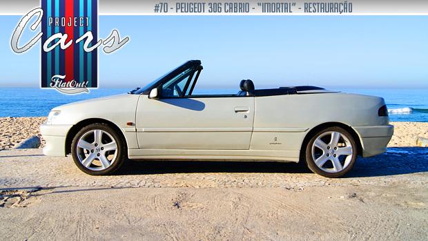 Project Cars #70: a restauração de um Peugeot 306 Cabrio