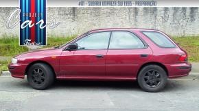 O Subaru Impreza SW de Okada – a história: sonho de adolescência
