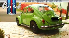 Pelas minhas próprias mãos: a história do VW Fusca de Felipe Bariani