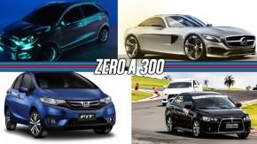 Um site para o novo Ford Ka, os preços do novo Honda Fit, o Mercedes anti-911 e mais!