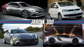 Fox com ESP e controle de tração, Ferrari FF terá versão cupê, um Lamborghini Aventador Jackie Chan Edition e mais!