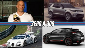 Vin Diesel faz homenagem emocionada a Paul Walker, Land Rover apresenta conceito Discovery Vision, o sucessor do Bugatti Veyron e mais!