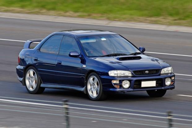 1999–2000_Subaru_Impreza_WRX_sedan