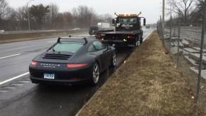 Este Porsche 911 era o carro dos sonhos de alguém — e se tornou um pesadelo (Update: ele conseguiu!)