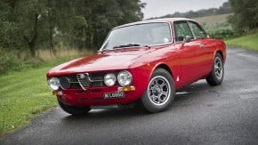 Alfa Romeo GTV, o meu amor adolescente não-realizado