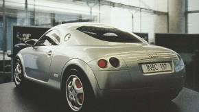 A história dos conceitos esquecidos do Audi TT