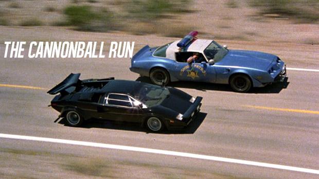 Cannonball Run Os 45 Anos Da Corrida De Rua Criada Para