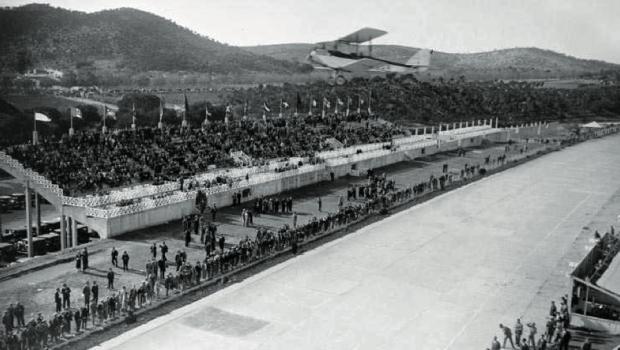 Circuito Terramar : Sitges terramar o circuito oval esquecido e assustador