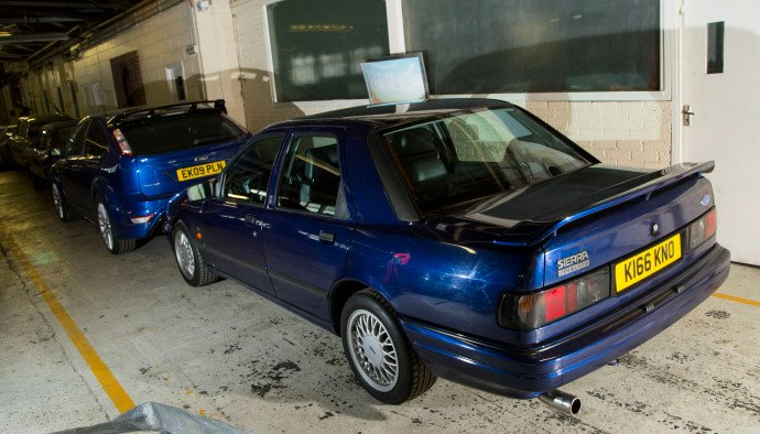 Sierra Sapphire Cosworth