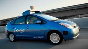 Afinal, como os carros autônomos do Google enxergam a rua?