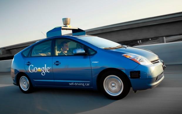 Google-Autonomous-Toyota-Prius-front-three-quarter