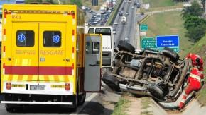 Mais de um quinto das mortes em rodovias federais acontecem em apenas 27 trechos