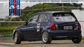 Um Corsa com motor de Fórmula 3 é o Project Cars #12, de Leonardo Perez