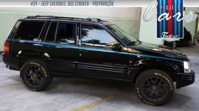 Jeep Grand Cherokee 5.9 ». Jeep Cherokee 360 Stroker: Conheça A História Do  Project Cars #54