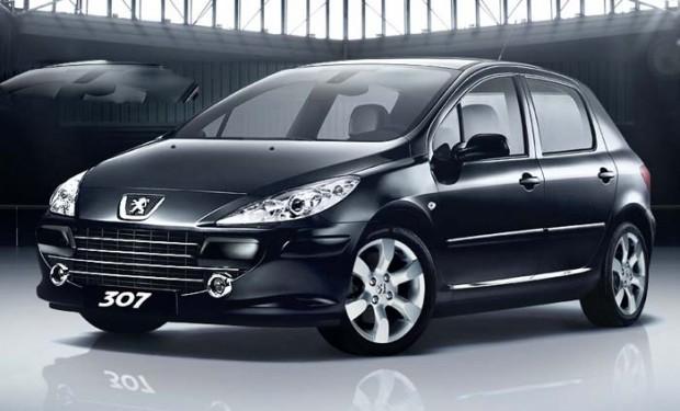 Peugeot-307-2012 -hatch