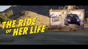 The Ride of Her Life: um filme dos anos 1980 para promover o novo Subaru WRX
