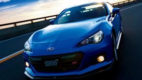 Quer um Subaru BRZ STI? Melhor puxar uma cadeira…