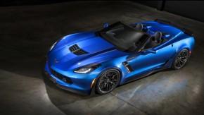 Por esse ninguém esperava: Chevrolet lança Corvette Z06 conversível