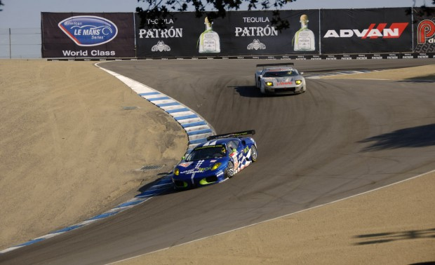 The Corkscrew at Mazda Raceway Laguna Sega