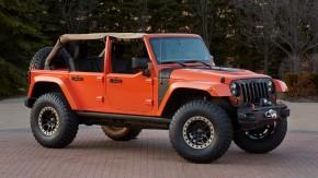 Jeep e Mopar radicalizam com seis conceitos no Easter Jeep Safari