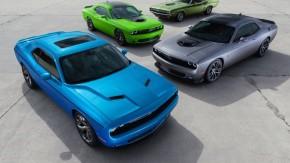 Muscle cars de cara nova: Dodge mostra Charger e Challenger 2015 no Salão de Nova York