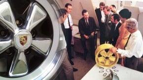 A história das míticas rodas Fuchs dos Porsche 911