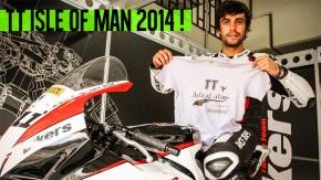 Ajude Rafael Paschoalin a acelerar no TT da Ilha de Man 2014!