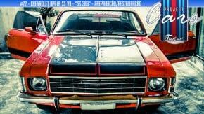 O Opala SS V8 383 de Marcos Camillo: planejando a restauração