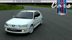 Peugeot 306 Phase III Rallye: conheça o Project Cars #71 de Eurípedes Marley