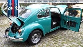 Fuscabaru: a história que levou ao Fusca com motor de Subaru Impreza WRX