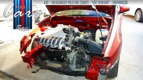 VW Polo VR6 4Motion? Saiba como nasceu o Project Cars de Marco Korvo