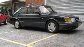Este Saab 900 Turbo é único no Brasil e pode ir para a sua garagem por R$ 35 mil
