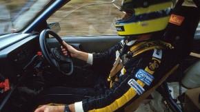 O dia em que Ayrton Senna foi piloto de rally