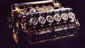 A história fracassada da Subaru na Fórmula 1