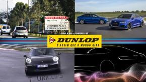 Câmara de SP aprova o fim do rodízio, o Audi A3 de 525 cv em ação, Porsche 911 híbrido e mais!