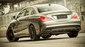 Aceleramos: Mercedes-Benz CLA45 AMG, que chega ao Brasil por R$ 289.900
